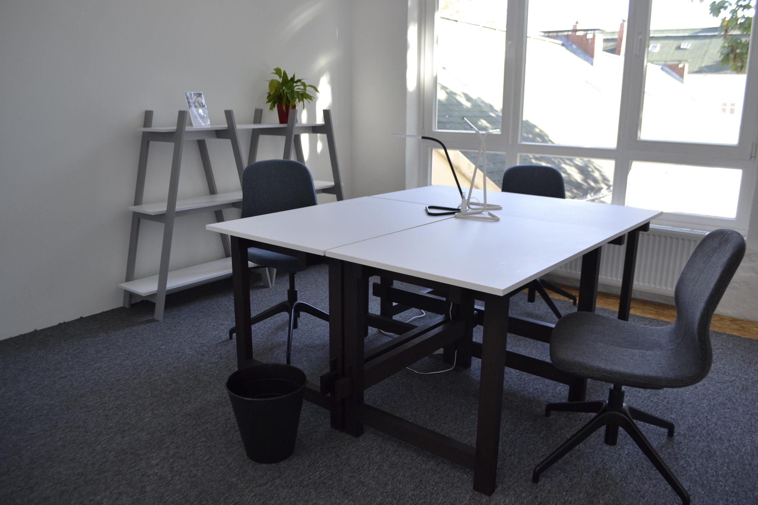 Büro 1 in der CoWorkBude