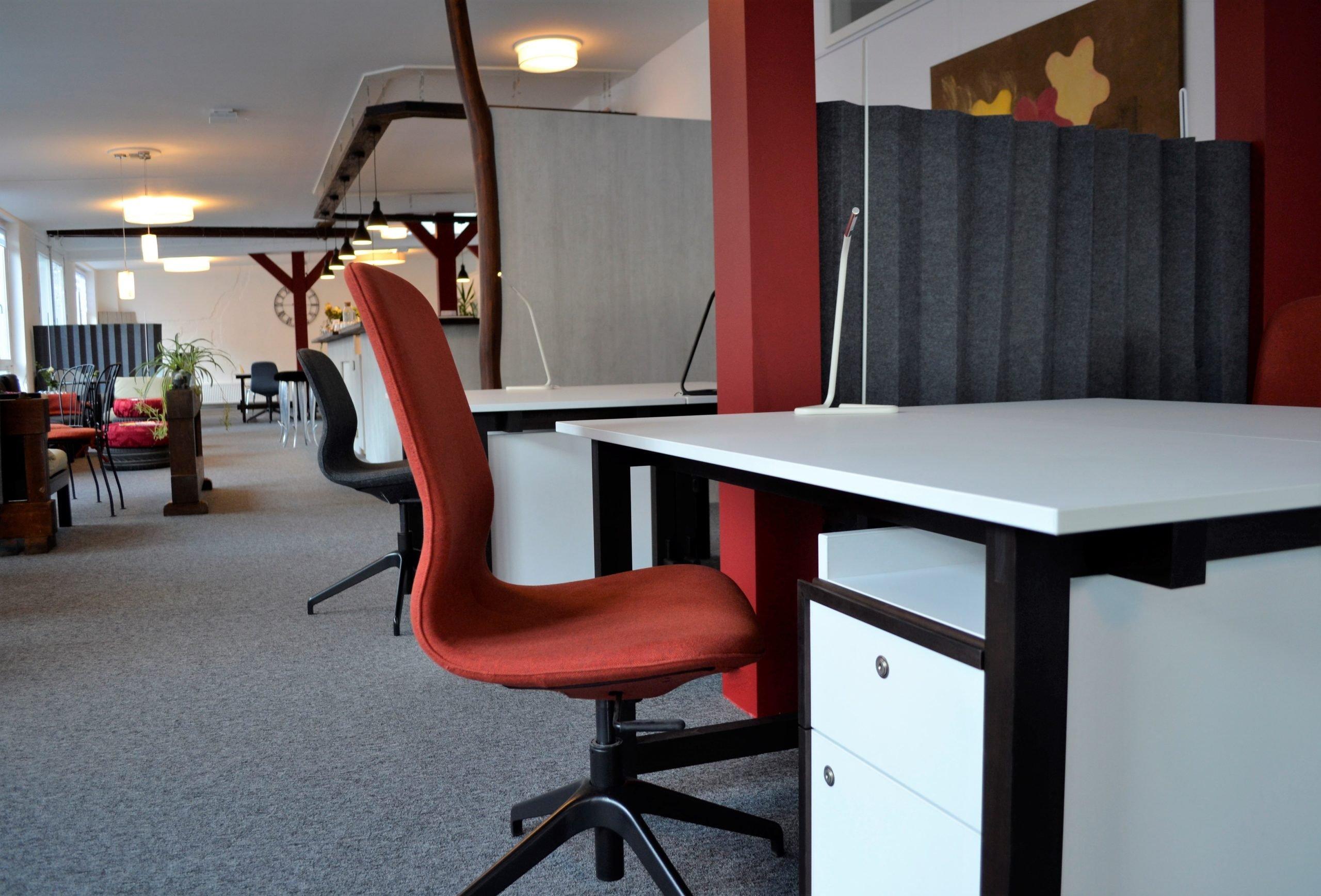 Fix Desk Bereich