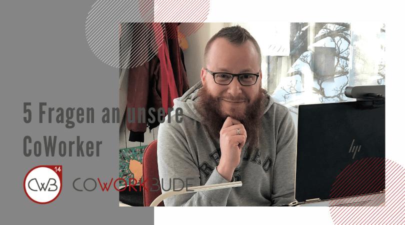 5 Fragen an unsere CoWorker – Sebastian Marquardt