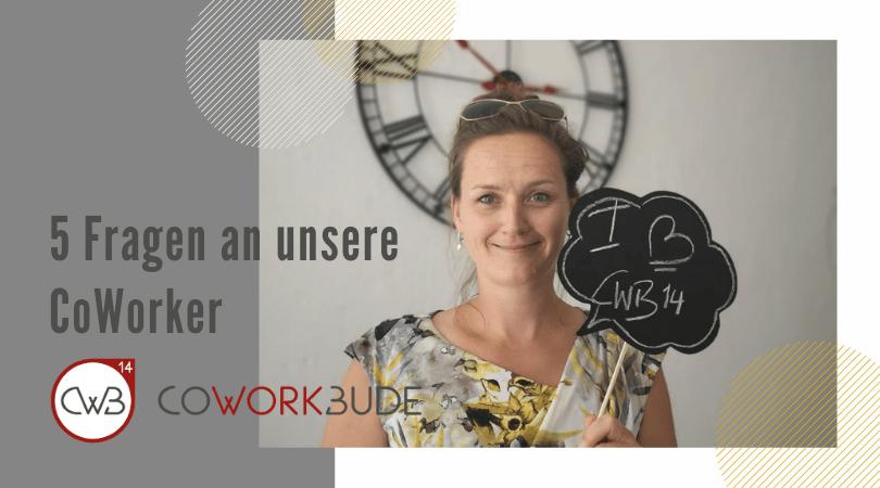 5 Fragen an unsere CoWorker – Sandra Brauer