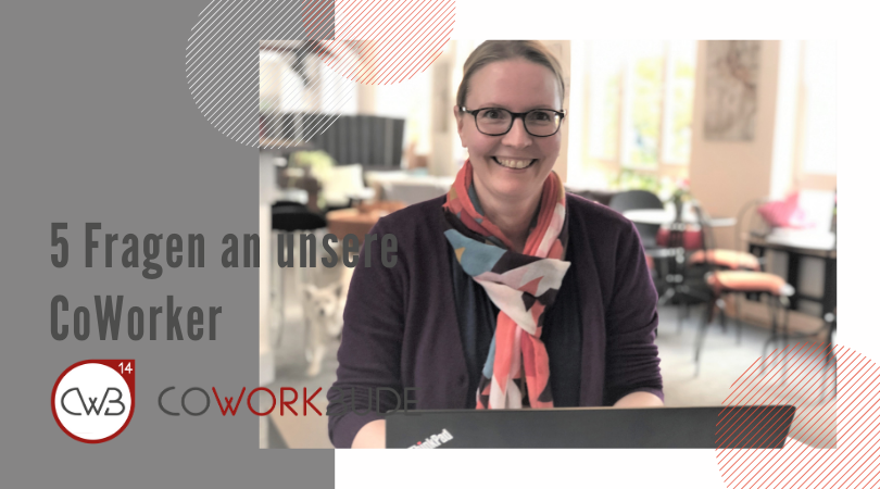 5 Fragen an unsere CoWorker – Simone Maader