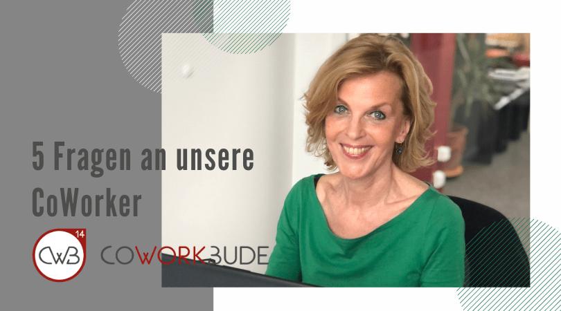 5 Fragen an unsere CoWorker – Stephanie Wagner