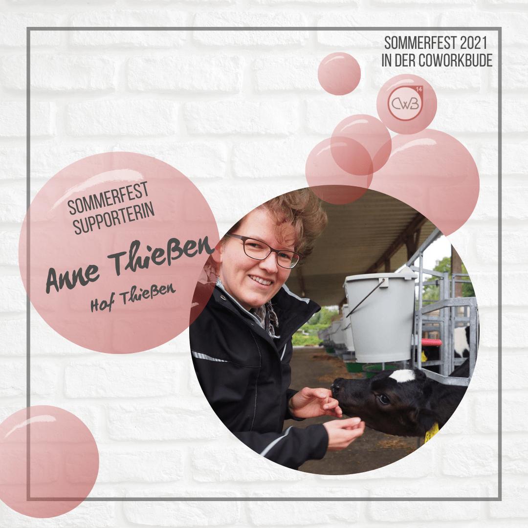 Sommerfest 2021 Anne Thießen - Hof Thießen