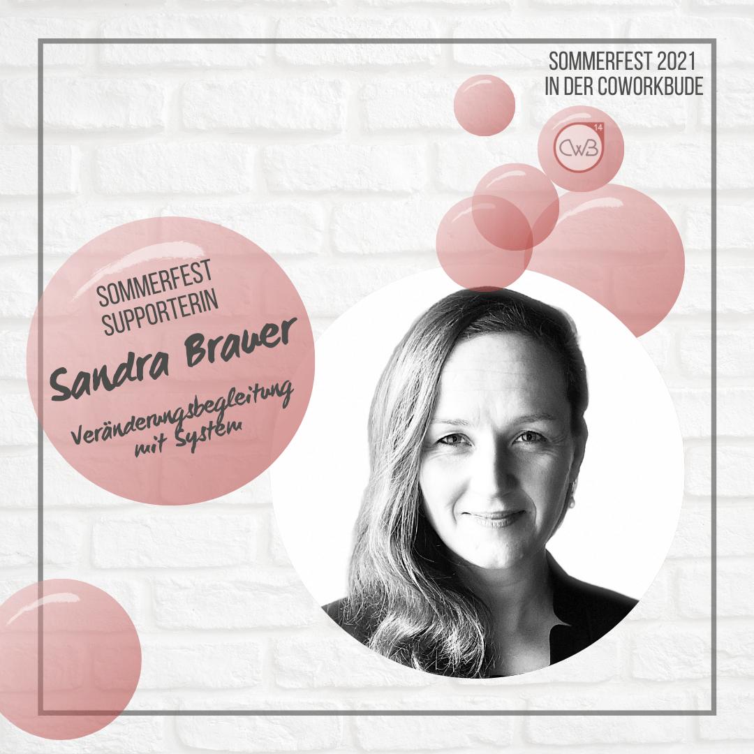 Sommerfest 2021 Sandra Brauer - Veränderungsbegleitung mit System